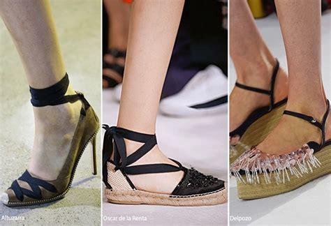 Τι παπούτσια θα φορέσουμε την άνοιξη και το καλοκαίρι 2016
