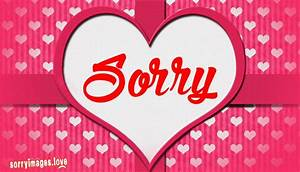 Sorry Images for Love Hd