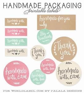 handmade packaging labels worldlabel blog With handmade for you labels