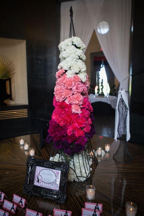 Kara's Party Ideas Pink Paris Themed Baby Shower Via Kara