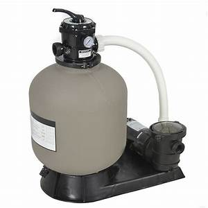Pro Above Ground Swimming Pool Pump System 4500gph 19