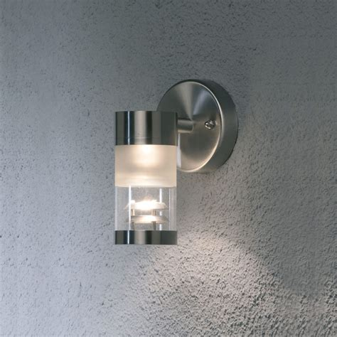 konstsmide 7594 000 bolzano 1 light outdoor wall bracket