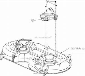 Mtd 17akcacs099  247 204112   Z6000   2016  Parts Diagram