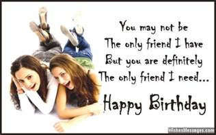 birthday wish book birthday wishes for best friend quotes and messages