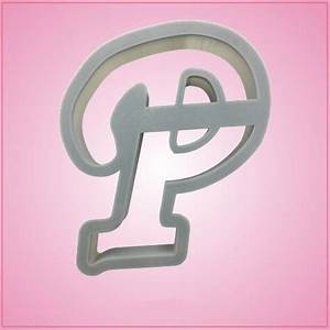 cursive letter p cookie cutter cheap cookie cutters With letter p cookie cutter
