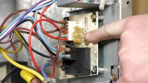 how do i replace an electric heater fuse electrical repairs