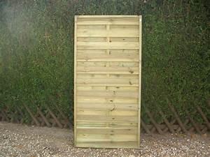 Panneau De Cloture Pas Cher : panneau bois exterieur ~ Premium-room.com Idées de Décoration