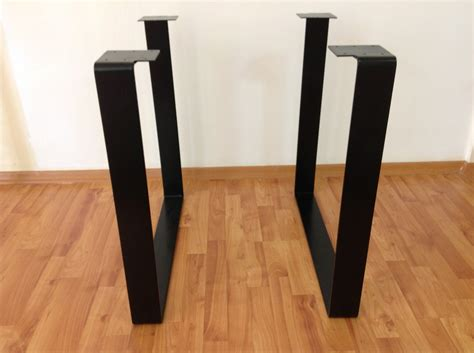 metal legs for a desk 28 flat steel square table legs height option