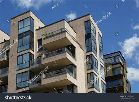 modern apartment house stock photo  shutterstock