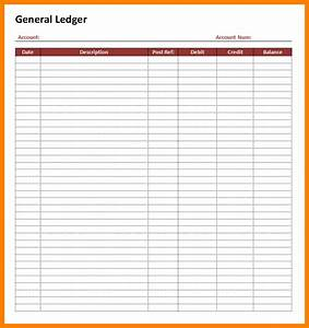 Cover Page Sample For Resume 8 Sample Ledger Page Ledger Review
