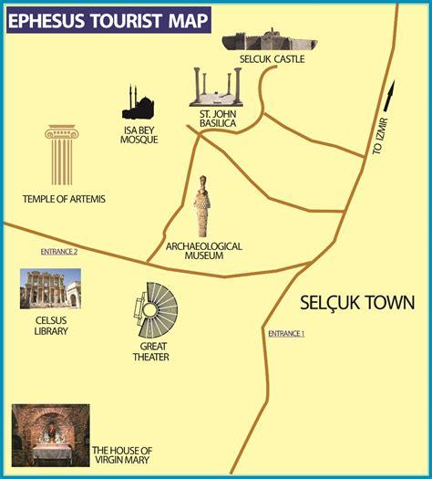 ephesus sightseeing tour from izmir or kusadasi