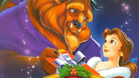 beauty   beast  enchanted christmas  az