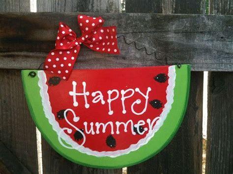 Best 25+ Watermelon Crafts Ideas On Pinterest
