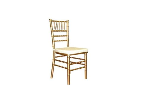 chair chiavari gold wood rental rate 7 00 decor