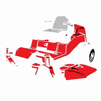 Lawn Mower Clipart Clip Vector Graphics Tractor