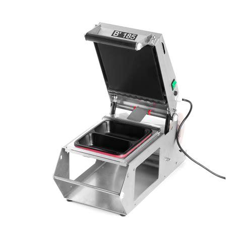 tray sealer ora manufacturer  machines  food packaging