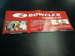 Bowflex Xtreme 2 Se Workout Poster