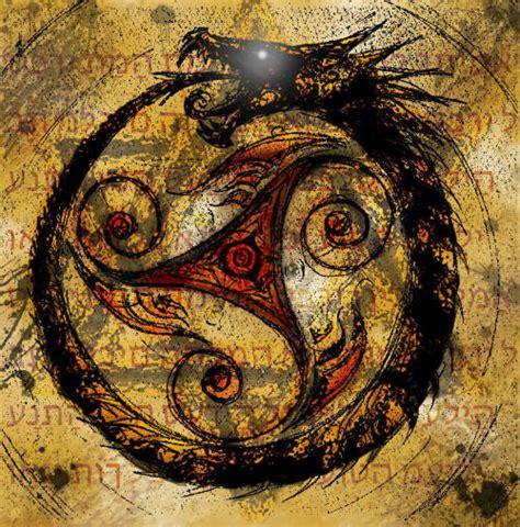 ouroboros tattoo tumblr