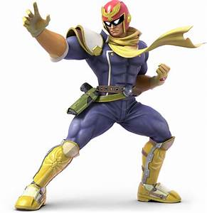Captain Falcon MUGEN Database FANDOM Powered By Wikia