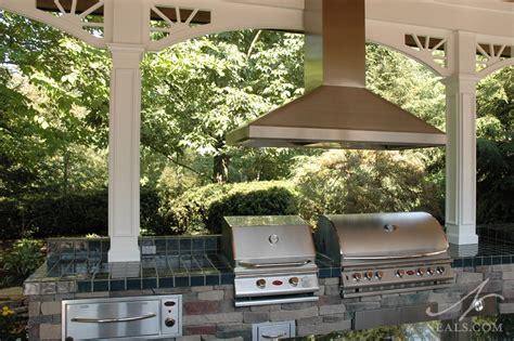 open air outdoor veranda mason