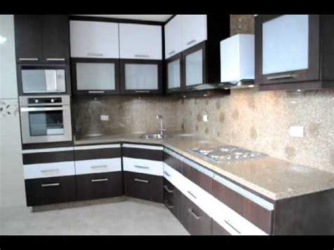 cocina modelo franja continua youtube