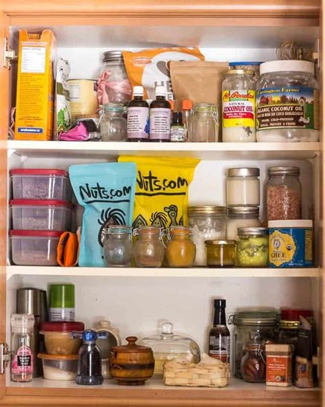 Healthy Pantry Recipes Top 20 Healthy Pantry Snacks Best Diet And Healthy