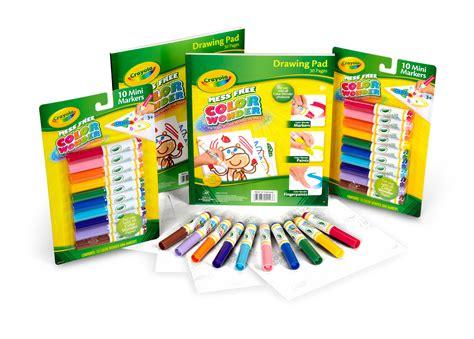 Crayola Color Wonder Mess Free Coloring, No