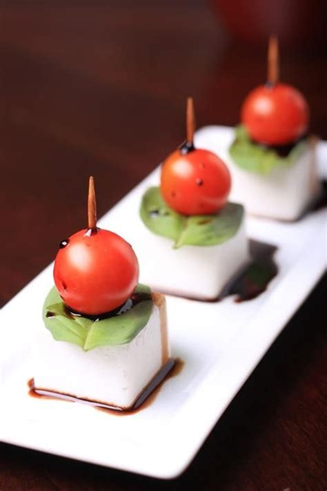 40 Extraordinary Food Presentation Ideas Bored Art