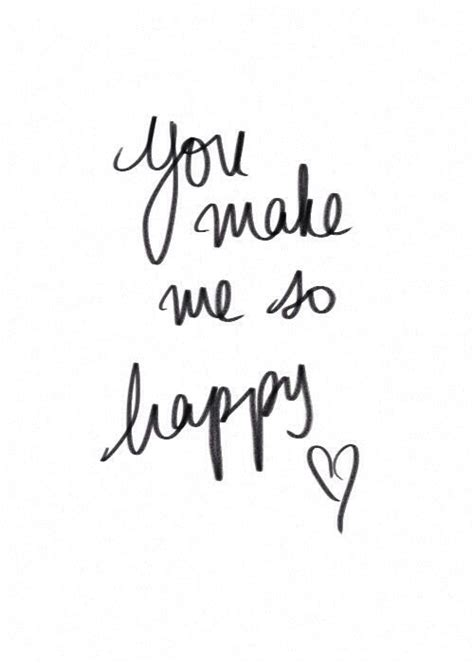 you make me so happy pictures photos and images for