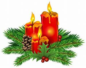 Christmas Candles PNG Clip Art Image | Weihnachten ...
