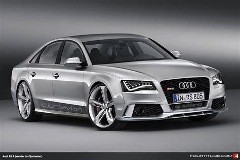 Audi RS8 - image #172