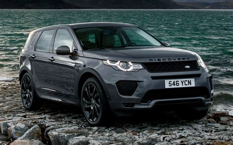 Land Rover Discovery Sport Wallpapers by 2017 Land Rover Discovery Sport Dynamic Wallpapers And