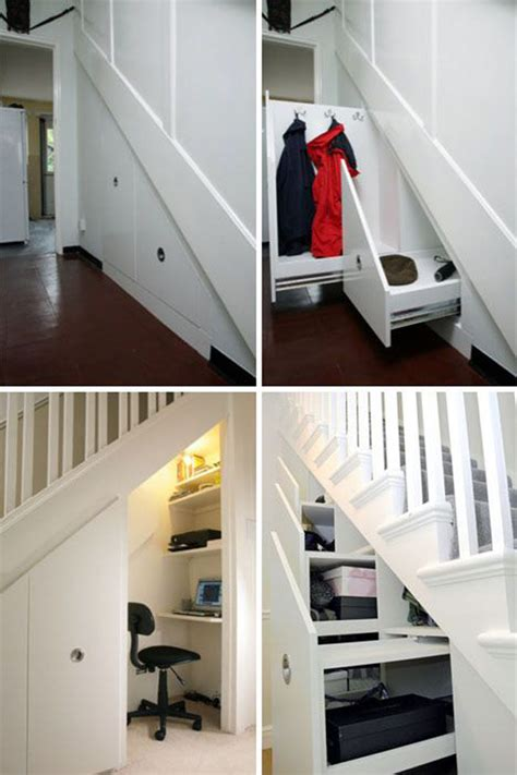 closet understairs homemydesign