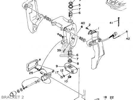 yamaha c80trv 1997 parts list partsmanual partsfiche