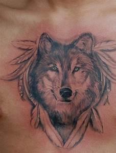Feder Tattoo Bedeutung : wolf tattoo bedeutung und symbolik ~ Udekor.club Haus und Dekorationen