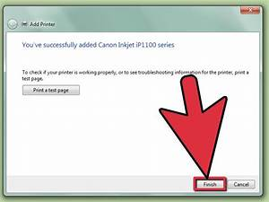 How To Set Up A Wireless Printer Connection  10 Steps