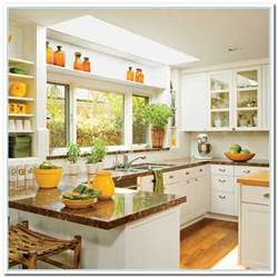 working on simple kitchen ideas for simple design home and cabinet reviews - Simple Kitchen Design Ideas