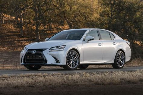 2018 Lexus Gs 350 F Sport Redesign And Release Date Best