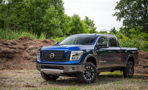 2018 Nissan Titan Xd  Exterior Review  Car And Driver