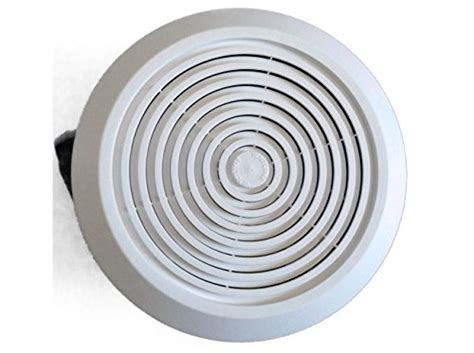 Ventline Bathroom Ceiling Exhaust Fan Motor by Ventline V2270 50 Side Exhaust Non Lighted Vent Fan