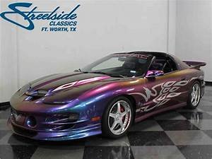 2000 Pontiac Firebird Trans Am Ws6 For Sale