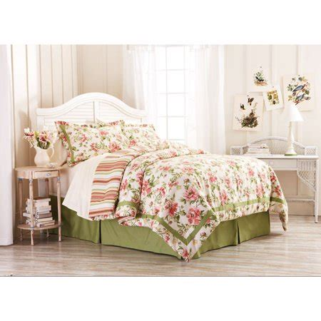better homes and gardens quilt sets better homes and gardens citrus blossoms comforter bedding
