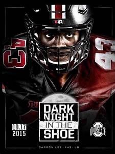 Ohio State Buckeyes Designs Sports Design Inspiration 6 College Football