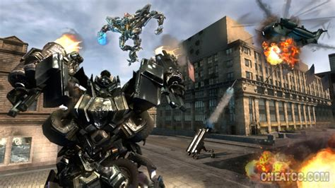 Transformers Revenge Of The Fallen Review For Pc
