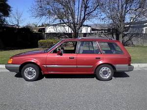 1989 Ford Escort Wagon W   8k Miles