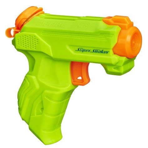 It completely replaces my former big gun, the nerf elite retaliator, which had magazines you could switch out (the drum on the surgefire is not exchangeable, especially loaded). Nerf Super Soaker Zipfire - The Granville Island Toy Company