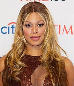 laverne cox Picture 15 - TIME Celebrates Its TIME 100 ...