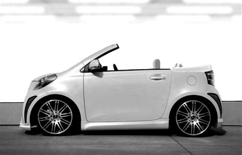 Toyota Scion Convertible by Scion Iq Convertible