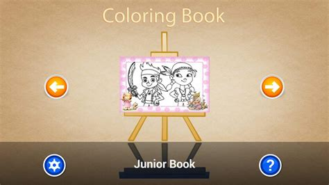 junior coloring book android apps  google play