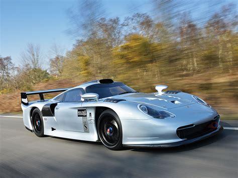 Street-legal Porsche 911 GT1 Evo racer sells for $3.14 million